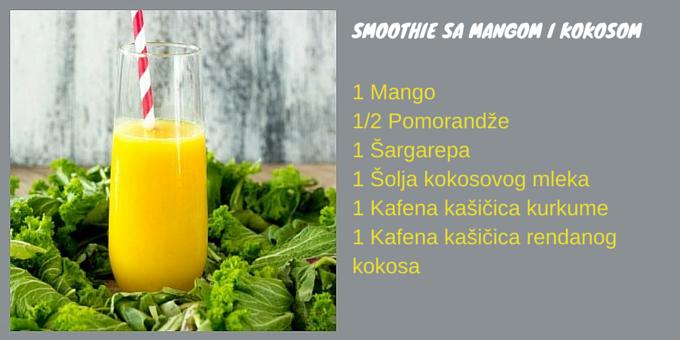SMOOTHIE SA MAgom